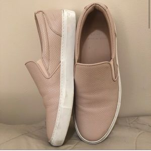 GREATS Royale Slip Ons -- Italian Leather Sneakers